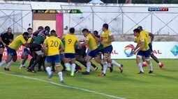 Os pontos de Brasil 17 x 18 Quênia em amistoso internacional de rúgbi