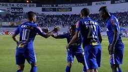 Os gols de Ponte Preta 0 x 4 Cruzeiro pela 10ª rodada do Brasileirão 2016