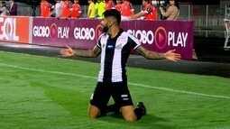 Os gols de Fluminense 2 x 4 Santos pela 10ª rodada do Brasileirão 2016