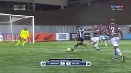 Comentaristas analisam a vitória do Santos em cima do Fluminense no Brasileirão