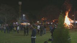 Festa de São João de Tupi, Piracicaba, deve reunir 20 mil visitantes