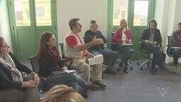 Representantes de museus da Baixada Santista se reúnem