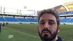 Boletim do Flamengo: Guerrero treina em Natal para o Fla x Flu