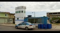 Primeira base blindada da PM é inaugurada na Nova Holanda, em Macaé, no RJ
