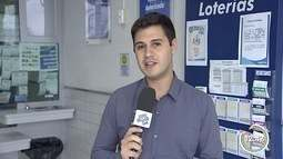 Dono de lotérica de São José vibra com aposta que faturou R$ 17 mi