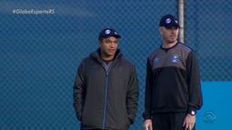 Grêmio viaja para Curitiba para enfrentar o Atlético-PR