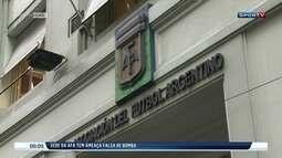 Sede da Associação de Futebol da Argentina tem falsa ameaça de bomba