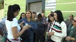 Pacientes denunciam que estão há 5 meses sem receber fita para medir glicemia, em Goiânia