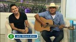 Humberto e Ronaldo falam sobre a expectativa para o Festival Villa Mix, em Goiânia