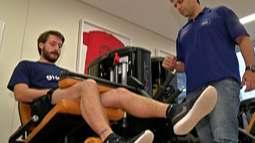Depois de muita fisioterapia, Elinho está recuperado para voltar aos treinos no Mogi