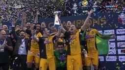 Sorocaba vence Carlos Barbosa e fatura o Mundial de Clubes de futsal