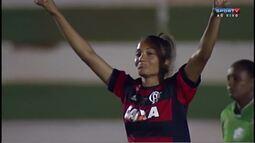 Larissa e Gaby garantem o título do Campeonato Brasileiro para o Flamengo