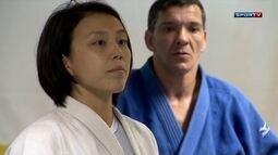 Série Técnicos: Yuko Fujii é técnica auxiliar da seleção Brasileira de Judô desde 2013