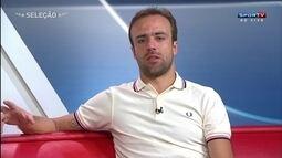 """Roger Flores afirma que não existe mais """"peso da camisa""""no futebol"""