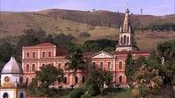 Seminário religioso é dica de passeio em Pirapora do Bom Jesus