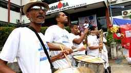 TV Bahêa - Veja como foi a ação de doação de sangue promovida pelo Bahia