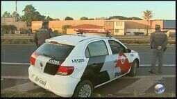Rodovia Abrão Assed é interditada após apreensão de veículo com explosivos