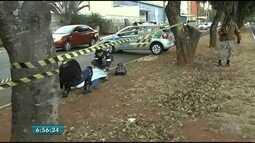 Motociclista morre em acidente no Jardim Goiás