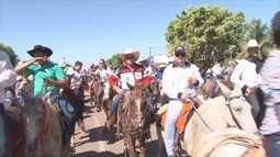 Cuidado com os animais e outras regras devem ser seguidas durante cavalgada em Ariquemes
