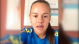 Olimpíada 2016: gaúcha Andressa Machry é destaque no futebol