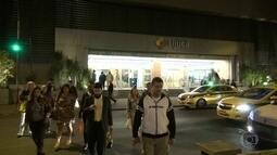 Loja de shopping na Tijuca é assaltada