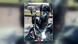 Em poucas horas dois acidentes envolvendo motocicleta são registrados em Cascavel