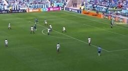 Melhores momentos: Grêmio 1 x 0 São Paulo pela 16ª rodada do Brasileirão 2016
