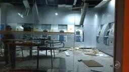 Quadrilha ataca agências bancárias em Itararé