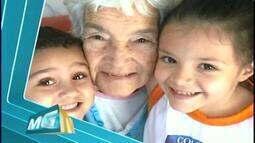 Até nesta terça-feira o MGTV mostra fotos dos avós durante o jornal, participe também
