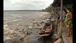 Nove meses após o naufrágio com 5 mil bois em Barcarena, população ainda sente prejuízos
