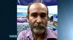 Polícia ouve testemunhas da morte de um jornalista em Santo Antônio do Descoberto, em GO