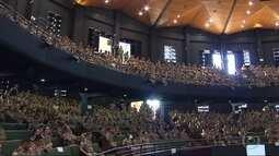 PMs de Minas passam pelos últimos treinamentos para garantir segurança durante a Olimpíada