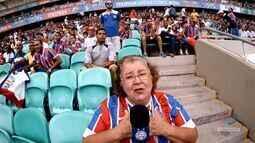 """TV Bahêa - """"Fala Torcedor"""": tricolores falam sobre o significado do Bahia"""