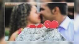 Jovem aprende Libras para se comunicar com namorado em Roraima