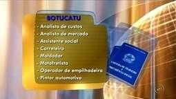 PAT de Botucatu oferece vagas de emprego