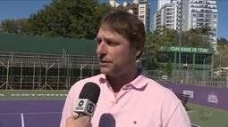 Começa neste sábado (30) em Florianópolis o WTA