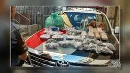 Polícia apreende drogas durante operação em Jundiaí