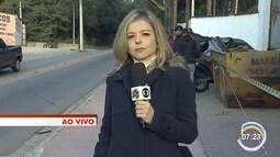 Dois morrem após caminhão invadir igreja na zona sul de São José