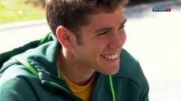 Filho de Hortência representará o Brasil na Olimpíada, mas longe das quadras