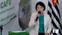 Claude Mary será a candidata do PV à prefeitura de São José