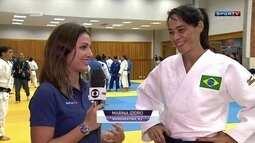 Técnica da seleção brasileira de judô fala sobre a preparação do país para os Jogos