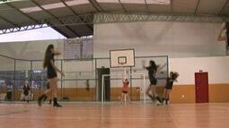 Time infantil de handebol feminino vai representar Cachoeiro em campenato brasileiro
