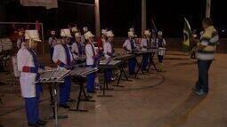 Alunos de escola pública em Várzea Grande ganham prêmio em concurso de fanfarra