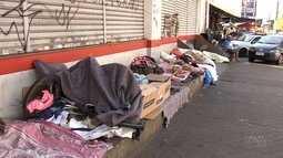 Comerciantes sofrem com assaltos no centro de Goiânia