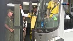 Bolt teve uma prévia do carinho dos torcedores cariocas