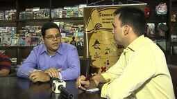 Escritor David Rocha lança livro falando sobre investimento