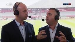 Fluminense vence a Ponte Preta em casa e ganha posições na tabela do Brasileirão