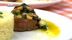Veja como preparar um delicioso prato pávulo com toques regionais
