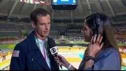 Andy Murray diz estar satisfeito em estra no Maracanã para a abertura da Rio 2016