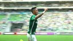 Os gols de Palmeiras 2 x 1 Vitoria pela 19ª rodada do Brasileirão 2016
